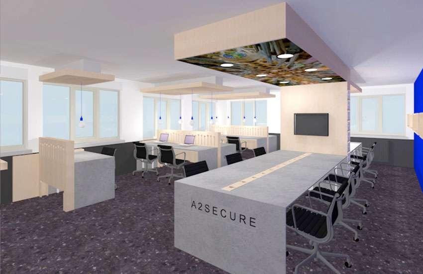 Inge Bouman Interieur Architectuur Verbouw kantoorontwerp Barcelona