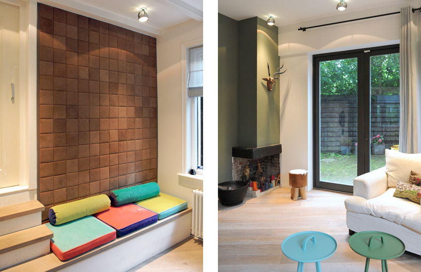 Inge Bouman Interieur Architectuur Verbouwing woonhuis Driehuis