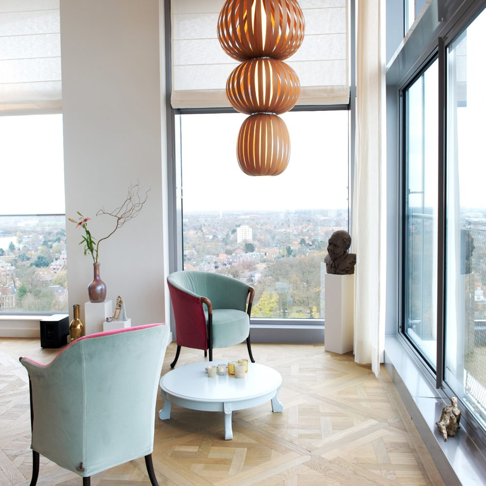 Interieurontwerp Penthouse Mariastichting